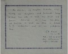 S. P. Nandi - M.D., W.B., S.C. S.T. Development & Finance Co-operation, Calcutta