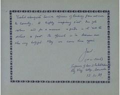 M. L. Jand - Professor of Law & Establishment Rly. Staff College, Baroda