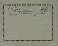 J. H. Gavit