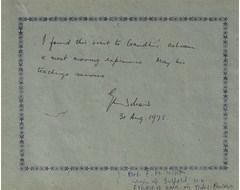 Pro. E. M. Wilson - Uni. of  Salford, U. K.