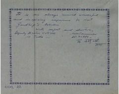 M. Vannucchhi, Uma