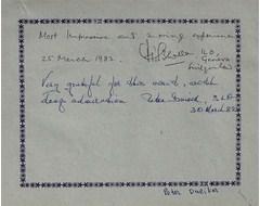 H. S. Zhilla, Peter Dueiker