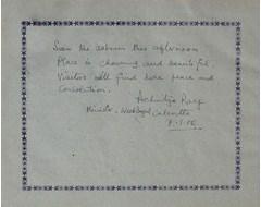 Achaitya Ray - Minister, West Bengal Culkata