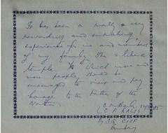 O. P. Bali - Dy. I. G. CISF, Bombay