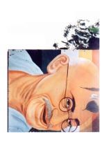 Postcards for Gandhi, SAHMAT, 1995-51